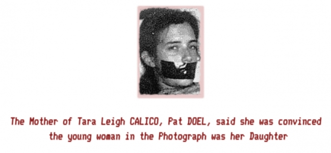Tara Calico disappearance