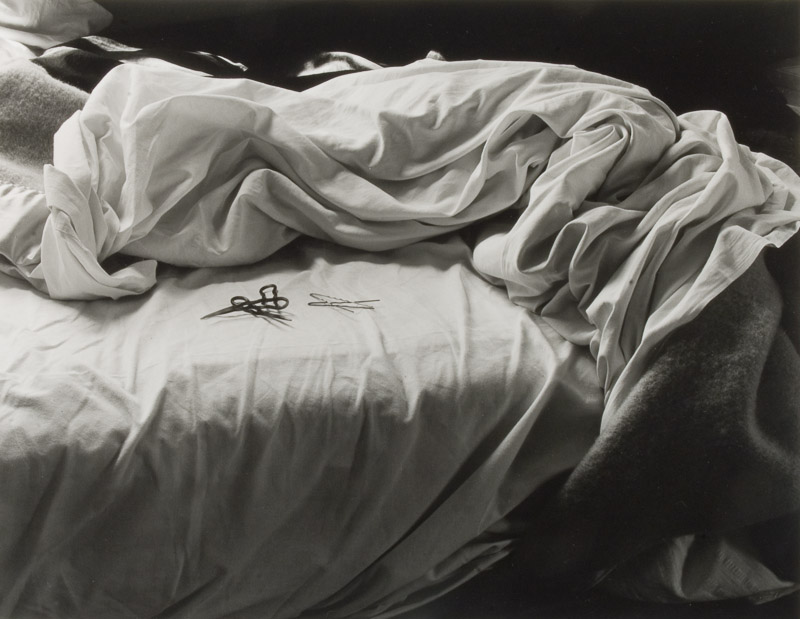 The Unmade Bed, 1957